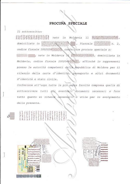 Rinnovo permesso di soggiorno - Il permesso di soggiorno - Moldova ...