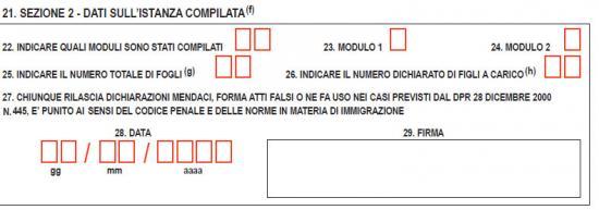Best Aggiornamento Carta Di Soggiorno Modulo 1 Pictures - Idee ...